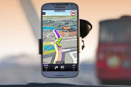 Un estudio revela que utilizar el GPS para orientarse apaga zonas del cerebro