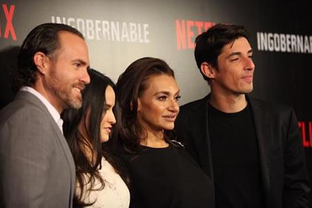"""""""Ingobernable"""", una serie sobre la realidad de México y conflictos del poder"""