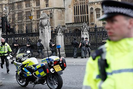 Así se vivieron los primeros momentos tras el atentado en Londres