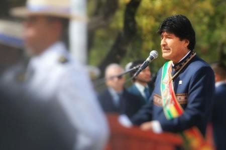 Morales: Bolivia no caerá en el juego de la amenaza y seguirá por la vía de la justicia internacional