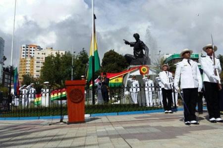 Bolivia pone en curso acciones para defender libre tránsito, Silala y derechos humanos