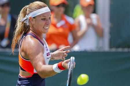 Cibulkova supera en la segunda ronda a la paraguaya Verónica Cepede