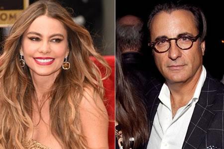 """Sofía Vergara y Andy García protagonizarán el thriller """"Bent"""""""