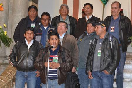 COB suspende diálogo con el Gobierno por preavisos