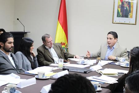 Arce fija como tarea principal construcción de mecanismos para elección judicial