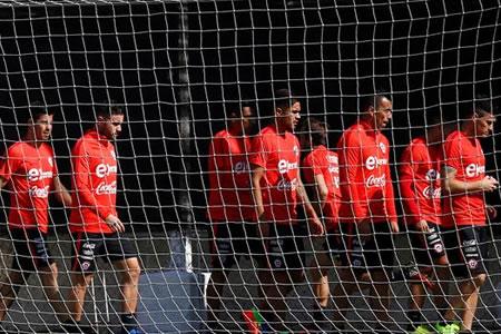 Chile busca olvidar derrota ante Argentina y se centra en Venezuela