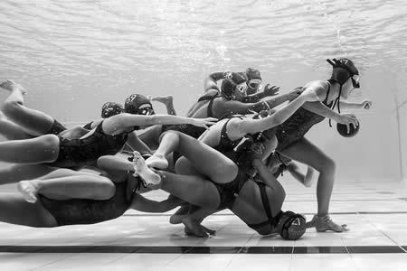 El colombiano Camilo Díaz, ganador del premio Sony a mejor foto en movimiento