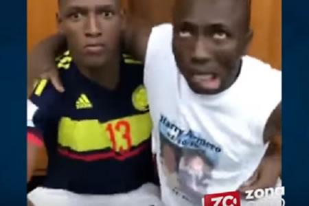 ¿Esta gente pasó el control antidoping? El baile de Colombia en Ecuador enloquece también a la Red