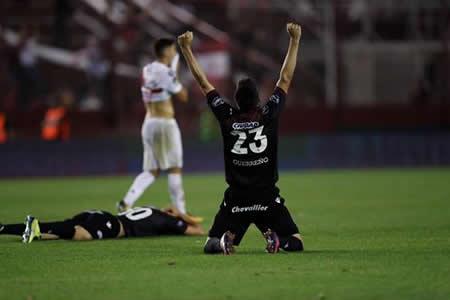 Lanús hace historia al eliminar a River Plate y jugará la final