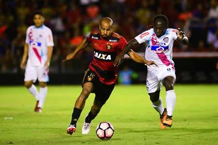 Junior recibe en Barranquilla a disminuido Sport Recife en Copa Sudamericana