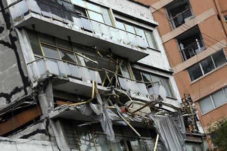Unas 12 millones personas fueron afectadas por sismos de septiembre en México