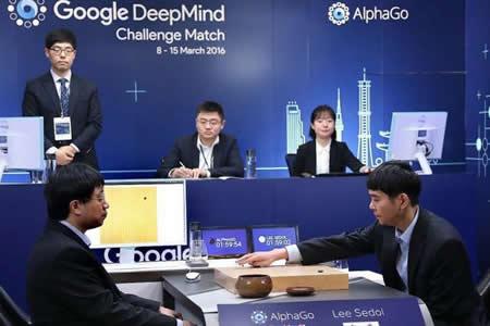 Un nuevo algoritmo de Google aprende a jugar al Go sin intervención humana