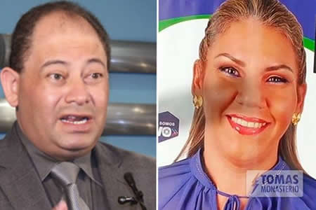 Romero confirma que excandidata del MAS se casó con un capo colombiano