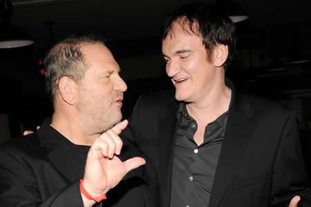 Tarantino conocía de primera mano los abusos sexuales de Weinstein