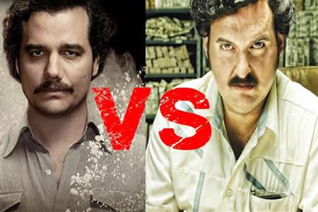 Escobar versus Netflix