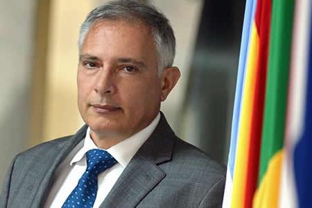"""Fonplata: el tren bioceánico será """"gran hub"""" para el desarrollo en Suramérica"""