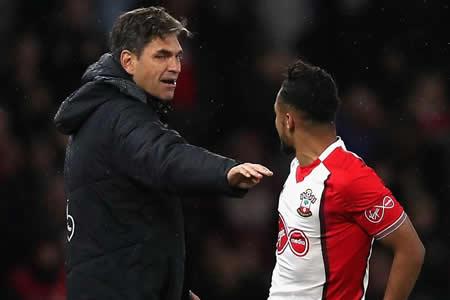 Un golazo de Boufal le da los tres puntos al Southampton de Pellegrino