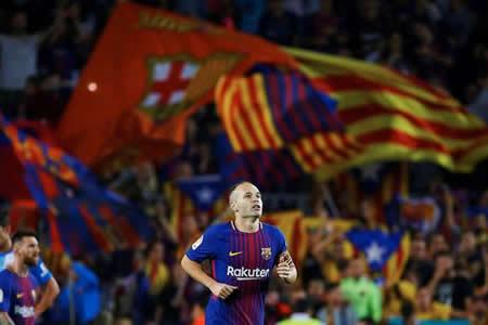 El Barça, a medio gas, se deshace del Málaga