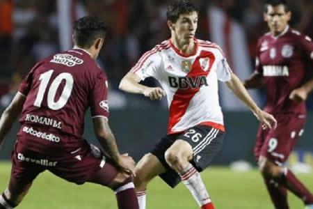 River y Lanús se enfrentan para poner un pie en la final de la Libertadores
