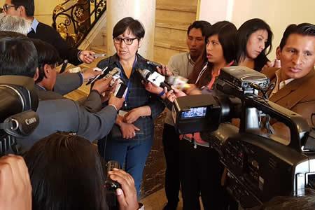 Más de 3.000 personas utilizan la firma digital en Bolivia