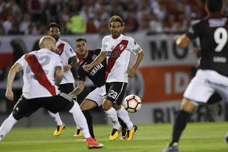 River Plate y Lanús definen al primer finalista de la Libertadores