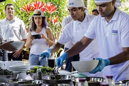 Emprendedores colombianos revolucionan la cocina con gastronomía consciente