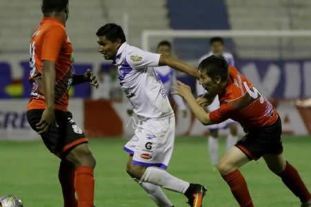 San José consigue la victoria ante Nacional Potosí