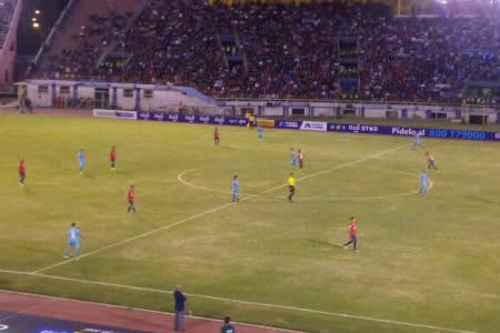 Wilstermann ganó con gol de Rudy Cardozo a Bolívar