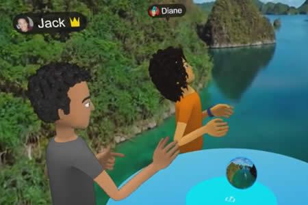 Facebook presenta su nueva red social basada por completo en realidad virtual y aumentada