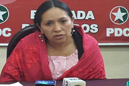 Yarhui anuncia lista de jueces que encarcelan opositores