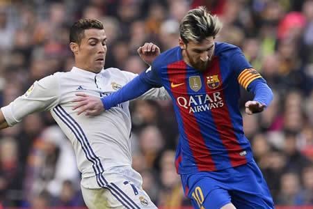 Un estudio tasa en 148 millones a Leo Messi y en 108 a Cristiano Ronaldo