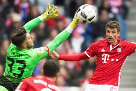 El Bayern no pasa de un empate en casa ante el Maguncia