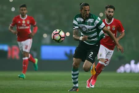 Sporting y Benfica firman tablas y añaden emoción a la Liga portuguesa