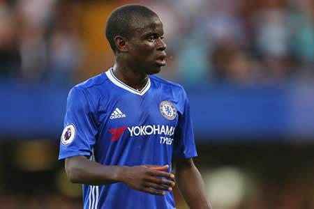 Kanté, elegido mejor jugador del año en la Premier League; Alli, mejor joven