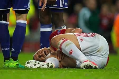 """Ibrahimovic: """"Rendirme no es una opción"""""""