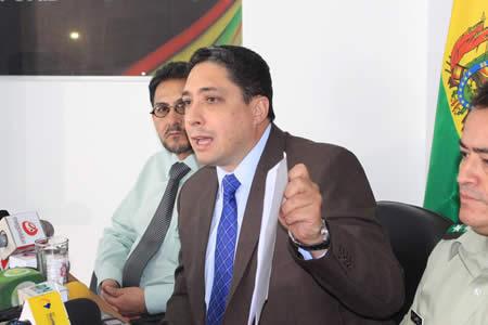 Ministro de Justicia pide a Chile obrar en reciprocidad en detención de bolivianos