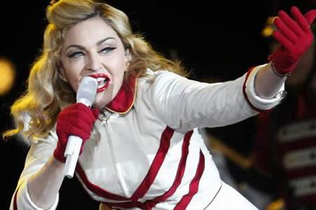 Universal rodará una película sobre la vida de Madonna