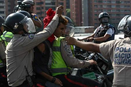 Fiscalía investiga hechos en que resultó herido jefe de Policía de Caracas