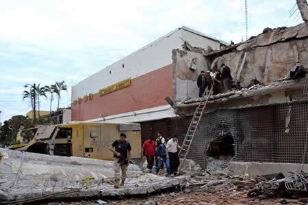 Menos de 8 millones de dólares fue botín de atraco en Paraguay, dice Prosegur