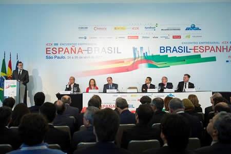 """Rajoy posiciona a Brasil como socio """"prioritario"""" en el cierre de su visita"""