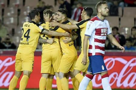 Sandro condena al Granada a Segunda