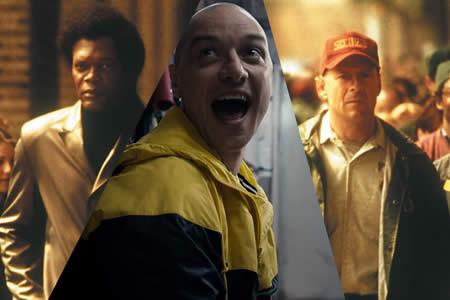 """Shyamalan anuncia """"Glass"""", la segunda parte de """"Unbreakable"""" y """"Split"""""""