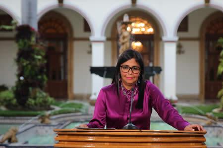Rodríguez: Venezuela iniciará el jueves proceso de retiro de la OEA