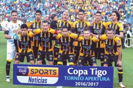 The Strongest busca volver a la victoria ante Real Potosí