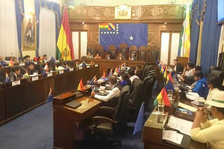 Senado sanciona ley que modifica tres normas para la elección de autoridades judiciales