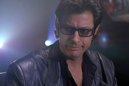 "Jeff Goldblum se une al reparto de la secuela de ""Jurassic World"""
