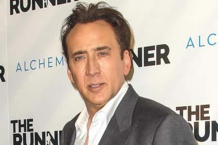 Nicolas Cage se rompe un tobillo mientras rueda una película en Bulgaria