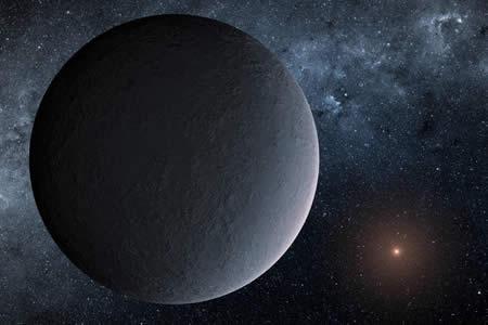 Descubren un planeta parecido a la Tierra
