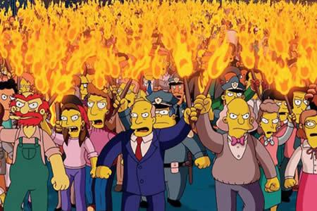 'Los Simpson', 'Bob Esponja' y los 'Minions': ¿Por qué muchos personajes animados son amarillos?