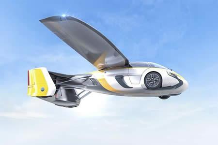 Aeromobil 4.0, el coche volador que ya se puede reservar en Europa